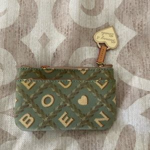 Dooney & Bourke change purse